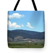 Rocky Mountains 3 Tote Bag