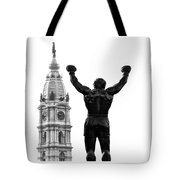 Rocky - Philly's Champ Tote Bag
