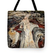 Rocky Pools - Wreck Island Tote Bag