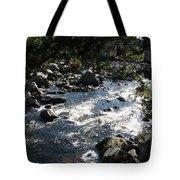 Rocky Rapids Tote Bag