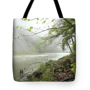 Rocky River #1 Tote Bag