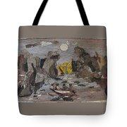 Rocky River Tote Bag