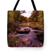Rocky Run Creek Tote Bag