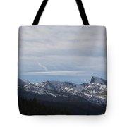 Rocky Sawtooth Tote Bag