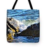 Rocky Shore 1 Tote Bag