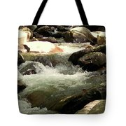 Rocky Stream 4 Tote Bag