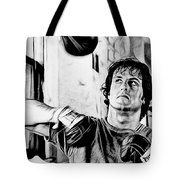 Rocky Sylvester Stallone Collection Tote Bag