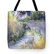 Rocky Trail Tote Bag