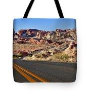 Rocky View Tote Bag