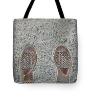 Rocky Was Here Tote Bag