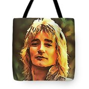Rod Stewart Collection 1 Tote Bag