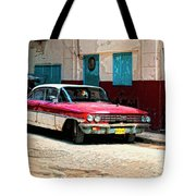 Rode Hard Tote Bag