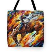 Rodeo - Dangerous Games Tote Bag