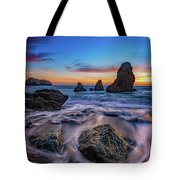 Rodeo Beach Sunset Tote Bag