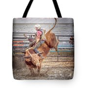 Rodeo Cowboy Tote Bag