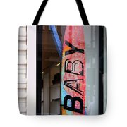 Rodeo Drive Surfboard Tote Bag