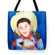 Rodeo Magic Tote Bag