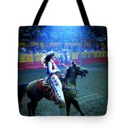 Rodeo Queen In The Spotlight Tote Bag