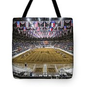 Rodeo Time In Texas Tote Bag