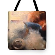 Rodeo Time Tote Bag