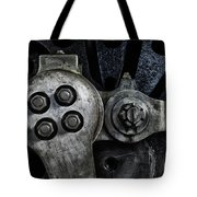Rods And Bolts Tote Bag