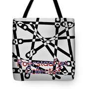 Roerstaafjes Collectief Tote Bag