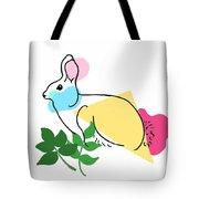 Roger Bunny Tote Bag