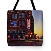 Roger's Hotel Tote Bag