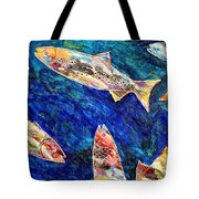 Rogue Wave Tote Bag