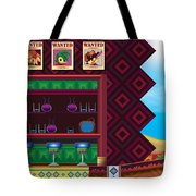 Rogues Gallery Tote Bag