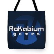 Rokabium Games Logo Tote Bag