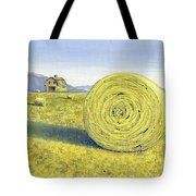 Roll Away The Dew Tote Bag