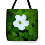 Roll Me Over In The Clover Tote Bag