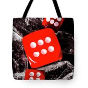 Roll Play Of Still Life Tote Bag
