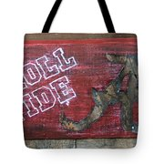 Roll Tide - Large Tote Bag by Racquel Morgan