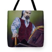 Rolland Loussarian Tote Bag