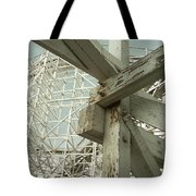Roller Coaster 2 Tote Bag