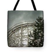 Roller Coaster 4 Tote Bag