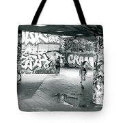 Rollergirl Tote Bag