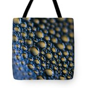 Rolling Bubbles  Tote Bag