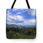 Rolling Clouds Tote Bag