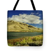 Rolling Hill Tote Bag
