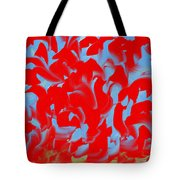 Rolling In The Deep Tote Bag