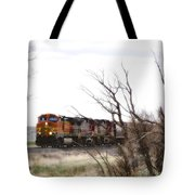 Rolling Into View Tote Bag
