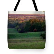 Rolling Meadow Tote Bag