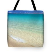 Rolling On Shore Tote Bag