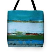 Rolling On The Blue Tote Bag