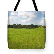 Rolling Pasture Tote Bag