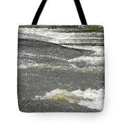 Rolling Rapids Tote Bag