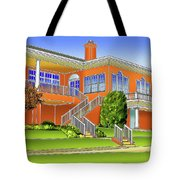 Rolling Road Golf Club Tote Bag